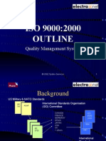 Iso 9000-2000- Outline Qms
