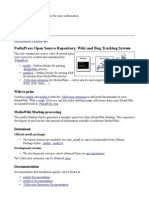 Mwlib; Open Source Toolkit for Generating PDF Documents