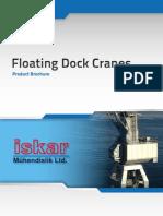 ISKAR Floating Dock Cranes