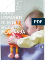 Kako uspavati dijete bez plakanja - E. Pantley