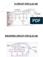 Encoding Circuit for (n,k) Lbc (2)