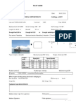 Pilot Card