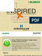 Eldeco Inspire Info Pack