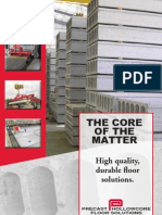 Precast Hollowcore Brochure