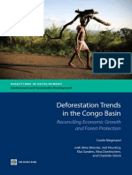 Deforestation Trends in the Congo Basin