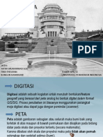 Digitasi Peta