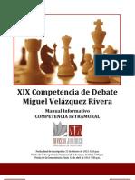 Manual Debate Miguel Velazquez Intramural