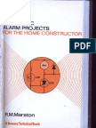 110 Electronic Alarm Projects, Marston