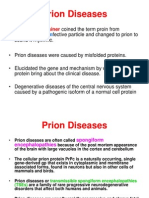 Prion Diseases and Meningitis