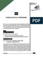 Indian Social Thinker_NOS