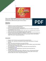 Deadline INDOMIE 40 th DL 30 Sept 2012.docx