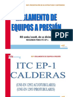Crit Training Documento ITC EP1 CALDERAS Migasa