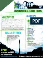Washington-DC student-tours 4-day