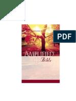 Biblia Amplificada