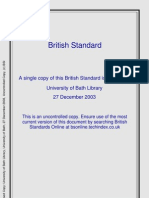 BS 5400-Part 2 Specification for Loads