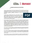 Editorial Announcement ESL & IPL 12th Feb 2013