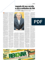 DR José Joaquim Mateus Pereira - Direito de Resposta