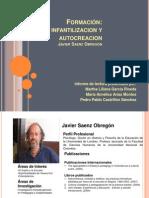 Informe de Lectura Javier Saenz Obregon - Trabajo