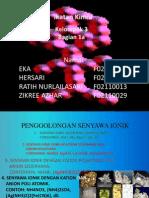 Ikatan Kimia Kelompok2 Eka