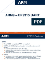 Arm Ep9302 Uart