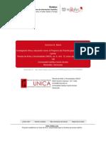 Investigación Ética y Educación Moral_Lipman