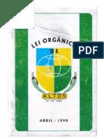 Lei Organica Altos