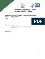 Surveillance Evaluation Report ARI GB ORIGINAL
