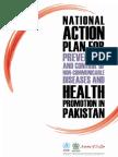 National Action Plan Ncds Pakistan