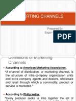 Markrting Channels