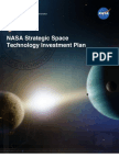 NASA Strategic Space Technology  Investment Plan