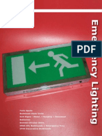 Emergency Lighting Section