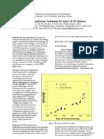 Evolution of Liquefaction Technical Paper