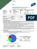 Rwb - Fdx Fact Sheet
