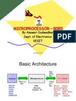 8085 architecture sem 5 etrx