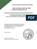 Alamitos Audit Report