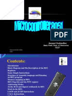 Archi & Pin Out 8051lec1
