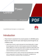 WCDMA Power Control