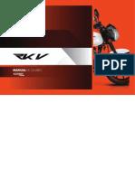 RKV200 Manual Del Usuario