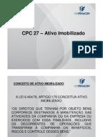 Análise CPC_27_Ativo Imobilizado