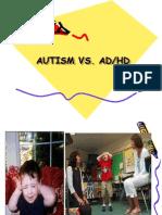 Autism ADHD