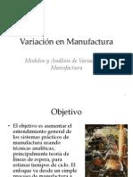 Modelos de Manufactura