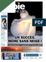 Journal L'Oie Blanche du 13 février 2013