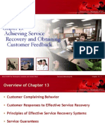 Service Recovery -1