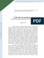 A tolerância.pdf