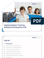 En_ds4 Sgn 5.50 Technical Implementation Training 3.22