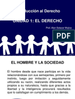1.- El Derecho (Diapositivas)