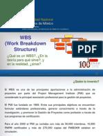 3 WBS Herramienta Administracion Proyectos