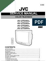 AV27D203 Service Manual