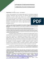 Produzione Collaborativa Di Servizi Di eGovernment_24.01.2013