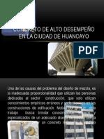 CONCRETO DE ALTO DESEMPEÑO EN LA CIUDAD DE.pptx